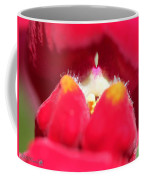 Snapdragon Named Red Chimes Coffee Mug