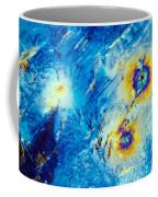 Sodium Thiosulphate Crystals In Polarized Light Coffee Mug