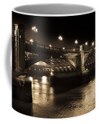 Southwark Bridge London Coffee Mug