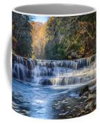 Squaw Rock - Chagrin River Falls Coffee Mug