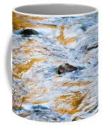 Stream Great Smoky Mountains Painted Coffee Mug