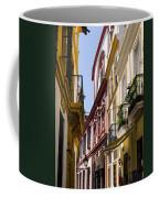 Streets Of Seville - Magic Colours Coffee Mug
