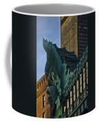 3 Styles Of Architecture Telephoto Coffee Mug