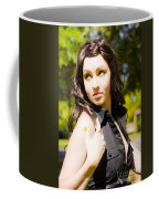 Summer Woman Coffee Mug