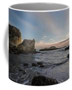 Sunset At Pismo Beach Coffee Mug