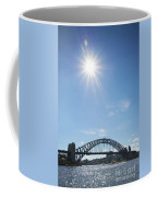 Sydney Harbour Bridge In Australia  Coffee Mug
