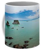 Tasman Sea At West Coast Of South Island Of Nz Coffee Mug