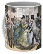 Temperance Movement, 1848 Coffee Mug