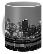 The Empire State Building Pastels Coffee Mug