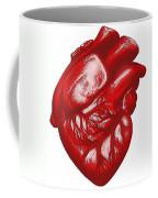The Human Heart Coffee Mug