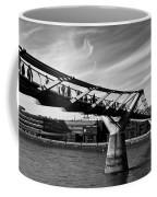 The Millenium Bridge Coffee Mug