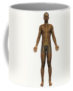 The Nerves Of The Body Coffee Mug