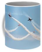 The Red Arrows Eastbourne Coffee Mug
