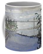 Thousand Islands Bridge Coffee Mug