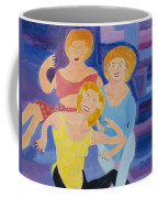 The Yoga Girls Coffee Mug
