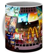 Times Square - New York City Coffee Mug