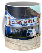 Tonopah Nevada - Clown Motel Coffee Mug