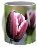 Triumph Tulip Named Jackpot Coffee Mug by J McCombie