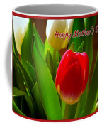 3 Tulips For Mother's Day Coffee Mug