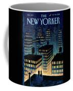 New Yorker October 25th, 2010 Coffee Mug