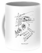 New Yorker September 7th, 2009 Coffee Mug