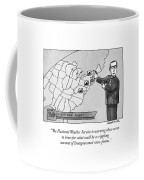 The National Weather Service Is Warning These Coffee Mug