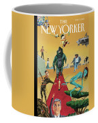 New Yorker March 8th, 2010 Coffee Mug