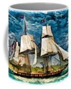 Us Brig Niagra  Coffee Mug
