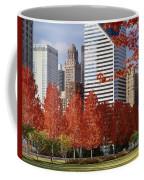 Usa, Illinois, Chicago, Millennium Coffee Mug