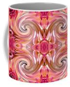 Valley Porcupine Abstract Coffee Mug