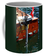 Vancouver Bc Classic Boats Coffee Mug