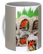 Vegetable Sushi Coffee Mug