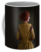 Victorian Woman  Coffee Mug