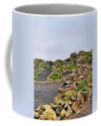 Vineyard On Lanzarote Coffee Mug