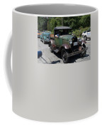 Vintage Cars Coffee Mug