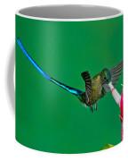 Violet-tailed Sylph Coffee Mug