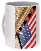 Wall Street Flag Coffee Mug