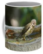 Warbling Vireo Coffee Mug