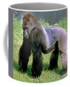 Western Lowland Gorilla Silverback Coffee Mug