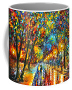 When Dreams Come True Coffee Mug by Leonid Afremov