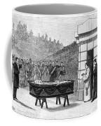 William Henry Vanderbilt (1821-1885) Coffee Mug