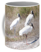 Wood Storks Coffee Mug
