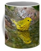 Yellow Warbler Coffee Mug