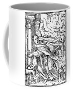 Dance Of Death, 1538 Coffee Mug