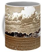 30 Percent Chance Of Rain Coffee Mug by Joseph Coulombe