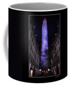 30 Rock Building Coffee Mug