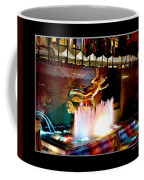 30 Rock Statue Coffee Mug