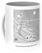 It's Sweet How Their Presences Linger Coffee Mug