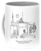 If It Please The Court Coffee Mug