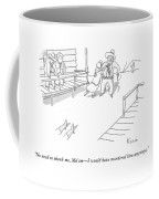 No Need To Thank Coffee Mug